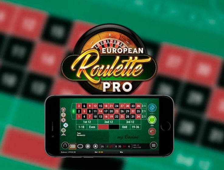 Free Demo of European Roulette PRO from Play'N Go!